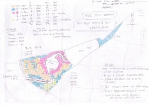 Bryn Helyg Tree Planting Plan