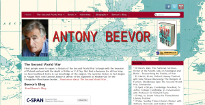 Antony Beevor   Author of The Second World War
