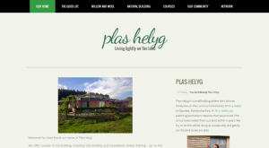 Plas Helyg, Tir-yr-Gafel, Lammas Community