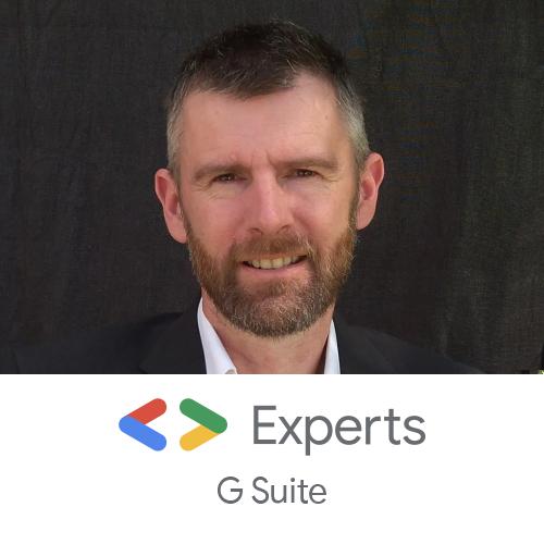 Andrew Roberts - Google Developer Expert