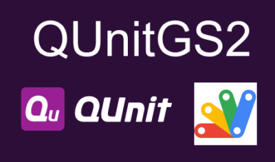 QUnitsGS2 - Google Apps Script library for QUnit